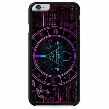 Bill Cipher Galaxy iPhone 6 Plus/ 6S Plus Case