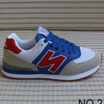 New Balance 2018 new spring N word casual running shoes for men and women NO.2