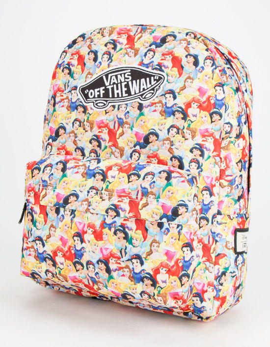 885bd6080a1 Vans Disney Princess Backpack Multi One Size For Women 26873395701