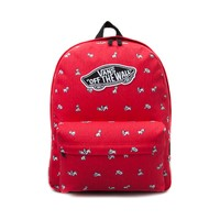 Vans Realm 101 Dalmatians Backpack