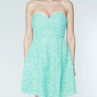 Mint Fizz Dress