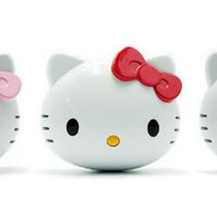 Hello Kitty PC271 Trendyz 3D Hello Kitty Chargers for All Iphone HTC Samsung 6S 6Plus 6 5S 4S S3 (Portable Universal Chargers) 8000MAH - Rose Pink