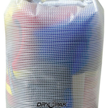 "Dry Pak WB-6 Roll Top Dry Bags (11.5"" x 19, Clear)"