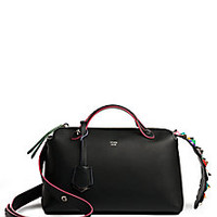 Fendi - By The Way Small Studded-Croc-Tail Satchel - Saks Fifth Avenue Mobile
