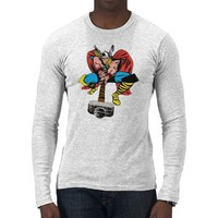 Thor Hammer Swing Tees from Zazzle.com