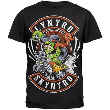 PEAPGQ9 Lynyrd Skynyrd - Breeze Monster T-Shirt
