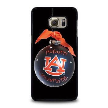 auburn university war eagle samsung galaxy s6 edge plus case cover  number 1