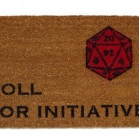 Dungeons and Dragons, Roll for initiative