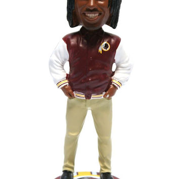 Washington Redskins Robert Griffin III Forever Collectibles Varsity Jacket Bobble Head