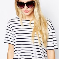 Jeepers Peepers | Jeepers Peepers Oversized Sunglasses at ASOS