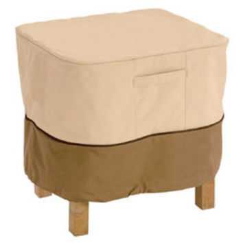 Armor Shield Patio Ottoman/Table Cover Fits Rectangular Ottoman/Table Upto 38''L x 28''W x 17''H