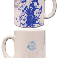 Sword Art Online - Group Mug