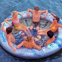 Rave Sports Social Circle Pool Float