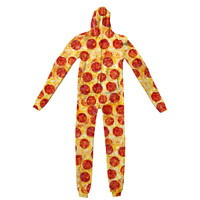 Party Pizza Adult Jumpsuit