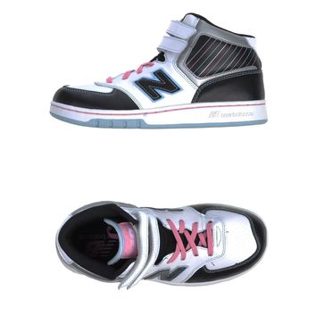 new balance high tops trainers