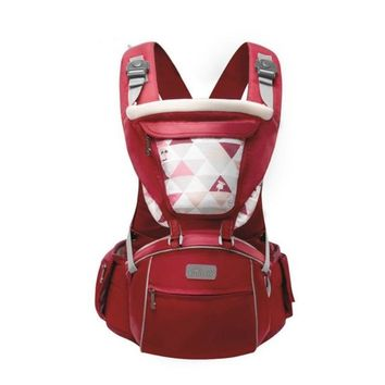 Toddler Backpack class Baby Carrier Infant Toddler Front Facing Carrier Sling Kids Kangaroo Hipseat Breathable Infant Comfortable Sling Backpack Pouch AT_50_3