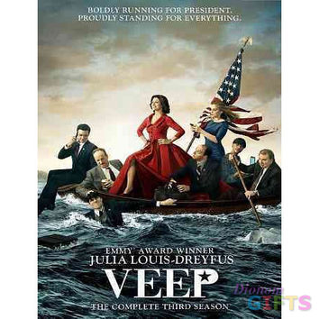 VEEP:COMPLETE THIRD SEASON