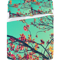 DENY Designs Home Accessories | Shannon Clark Summer Bloom Sheet Set