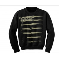 My Chemical Romance Official Store - Together We March Crewneck Fleece Sweatshirt