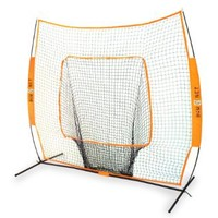 Bownet Big Mouth - The Original and Most Used Portable Sock Net for Baseball and Softball, Hitting and Pitching