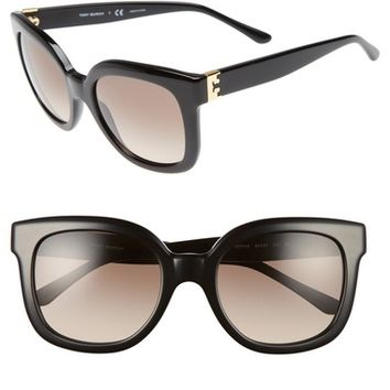 Tory Burch 54mm Oversized Sunglasses | Nordstrom