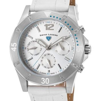 Swiss Legend Paradiso Ladies Watch 16016SM-02-WHT