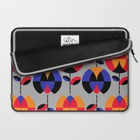 HappyGarden Laptop Sleeve by Susana Paz | Society6