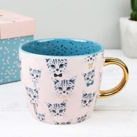Meow Cat Cup