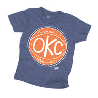 Toddler & Youth We are OKC- Thunder T-Shirt