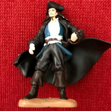 Captain Jack Sparrow Small Figure - Pre-owned
