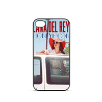 Lana Del Rey Honeymoon iPhone 4 / 4s Case