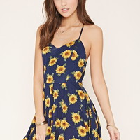 Sunflower Cami Mini Dress | Forever 21 - 2000169391