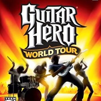 Guitar Hero World Tour - Xbox 360 (Game only)
