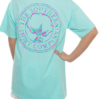 Southern Shirt Co. - Flower Logo Tee