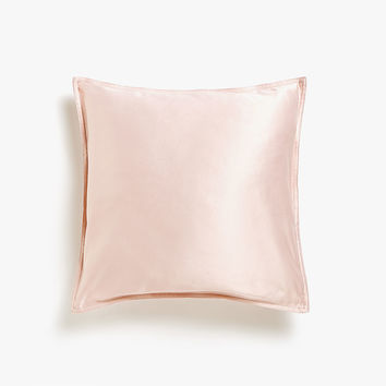 Satin cushion cover - Throw Pillows - BEDROOM | Zara Home United States of America
