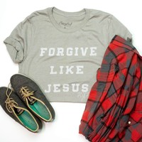 Forgive Like Jesus - Tee