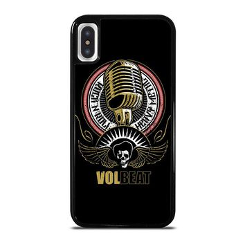 VOLBEAT HEAVY METAL iPhone X Case Cover