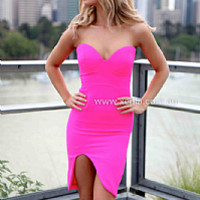 PRE ORDER - MADLY IN LOVE DRESS (Expected Delivery 10th September, 2014) , DRESSES, TOPS, BOTTOMS, JACKETS & JUMPERS, ACCESSORIES, 50% OFF SALE, PRE ORDER, NEW ARRIVALS, PLAYSUIT, GIFT VOUCHER,,Pink Australia, Queensland, Brisbane