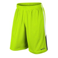 Nike Lax Gamer Lacrosse Shorts in Volt | Lacrosse Unlimited