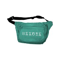 Logo Teal Fanny Pack : RSRC : Issues