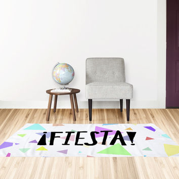 Fiesta Triangles Rug
