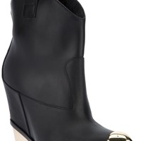 Giuseppe Zanotti Design western ankle boots