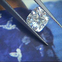 1.10ct G-VS2 Cushion Diamond Loose Diamond GIA certified JEWELFORME BLUE