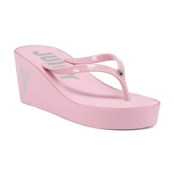 JUICY BY JUICY COUTURE Thong Sandals