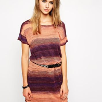 Zadig and Voltaire Spacedye Dress - Orange