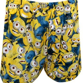Despicable Me 2 Minion Boxer Shorts
