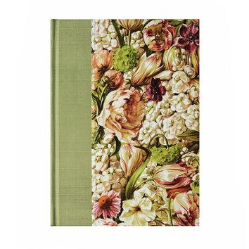 Garden Journal Planner Parrot Tulips
