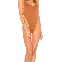 MINIMALE ANIMALE The Oasis II One Piece in Skinny Dip   REVOLVE