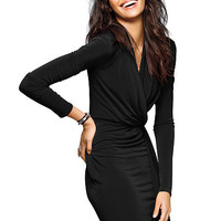Faux-wrap Dress - Victoria's Secret