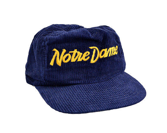 Vintage Notre Dame Fighting Irish Sports From Anystore On Etsy